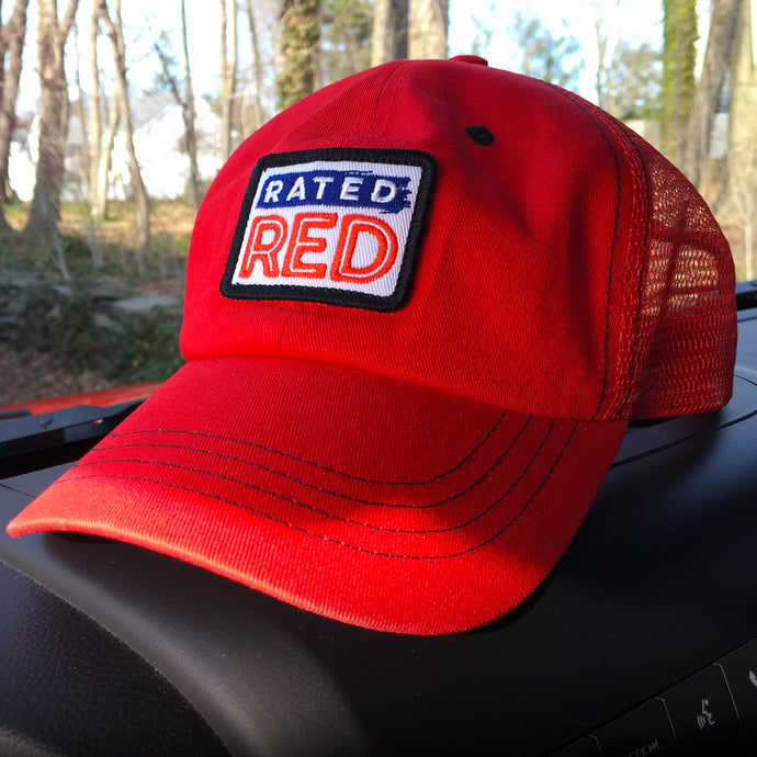 Rated Red Hat (Red)
