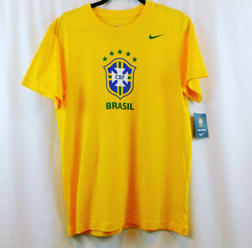 Brazil National Team Nike Shirt (Large)