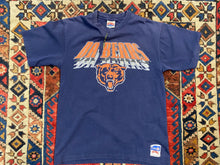 "Repaired Chicago Bears ""Da Bears"" Nutmeg Tee 1990s"