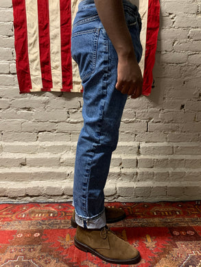 1940s Selvedge Denim Jeans