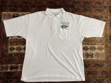 90s Kof C International Golf Tournament Polo