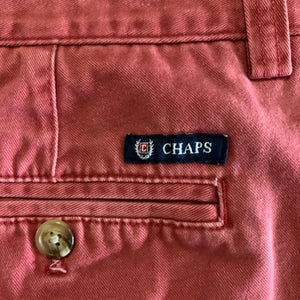 Faded Maroon CHAPS Shorts