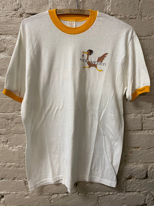 1970s New Mexico Ringer Tee