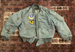 Vintage 1950s USAF US Army Jacket Flying Light Type L-2B