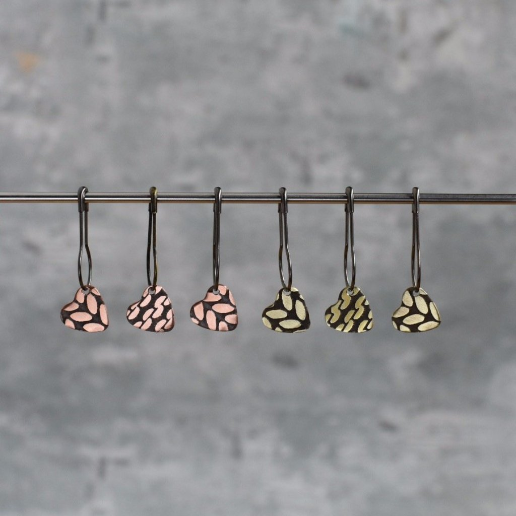 GEORGIA STITCH MARKERS