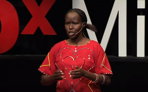 A girl who demanded school : Kakenya Ntaiya