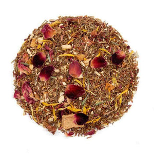 African Rooibosch - Gold Standard Organic Tea Leaves with Exotic Herbs - Tea With Herbs