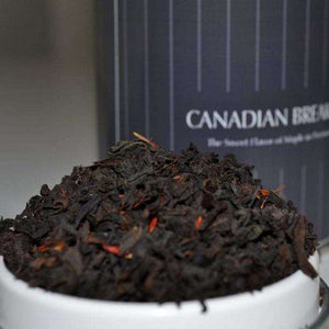 Canadian Breakfast Tea - Gold Standard Organic Tea Leaves with Maple Infusion - Tea With Herbs
