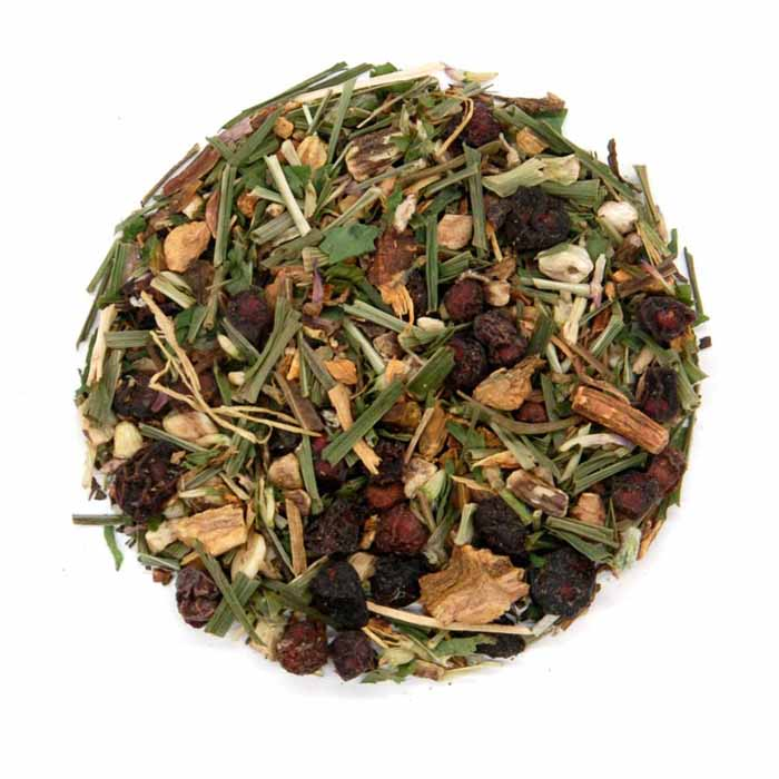 Organic Detox Sensation - Gold Standard Organic Tea Leaves with Herbs for Detox - Tea With Herbs