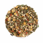 Ginger Mint Wonders - Gold Standard Organic Tea Leaves with Herbs that help digestion and absorption of food - Tea With Herbs