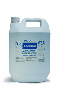 LABELMN - STERINOL SANITIZER 5L