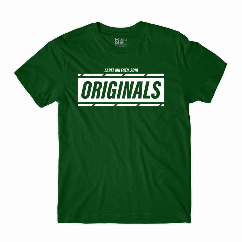 ORIGINALS DARK GREEN