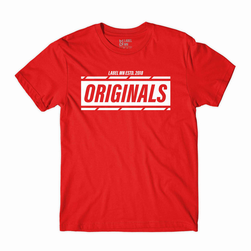 ORIGINALS RED