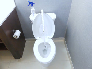 UrineAide, Pee Splash, Home Bathroom Urinal, Urinal, Waterless Urinal