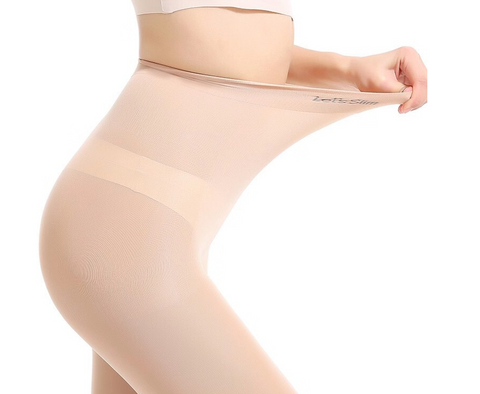 Collant de compression jambes lourdes amincissant- My féerie