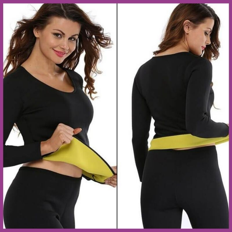 Vêtement de sudation - Le Combi-Slim™ long - MY FEERIE