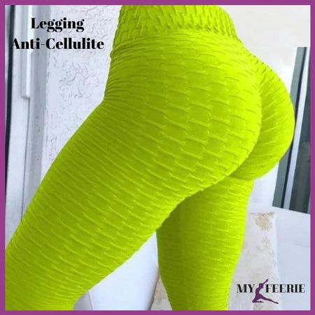 Legging Anti Cellulite Push-Up LISSÉA™ - Produits Minceur Ventre Plat Anti-cellulite