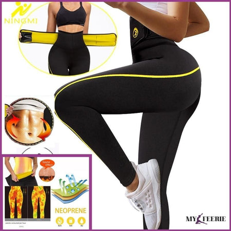 Legging de sudation 2 en 1 SVELTY™ - MY FEERIE