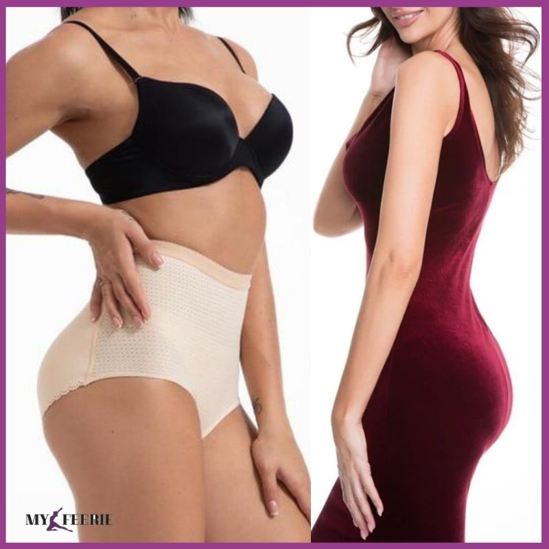 Culotte gaine fausse fesses Butty-up™ - MY FEERIE