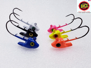 Barracuda Swim Bait Jigs
