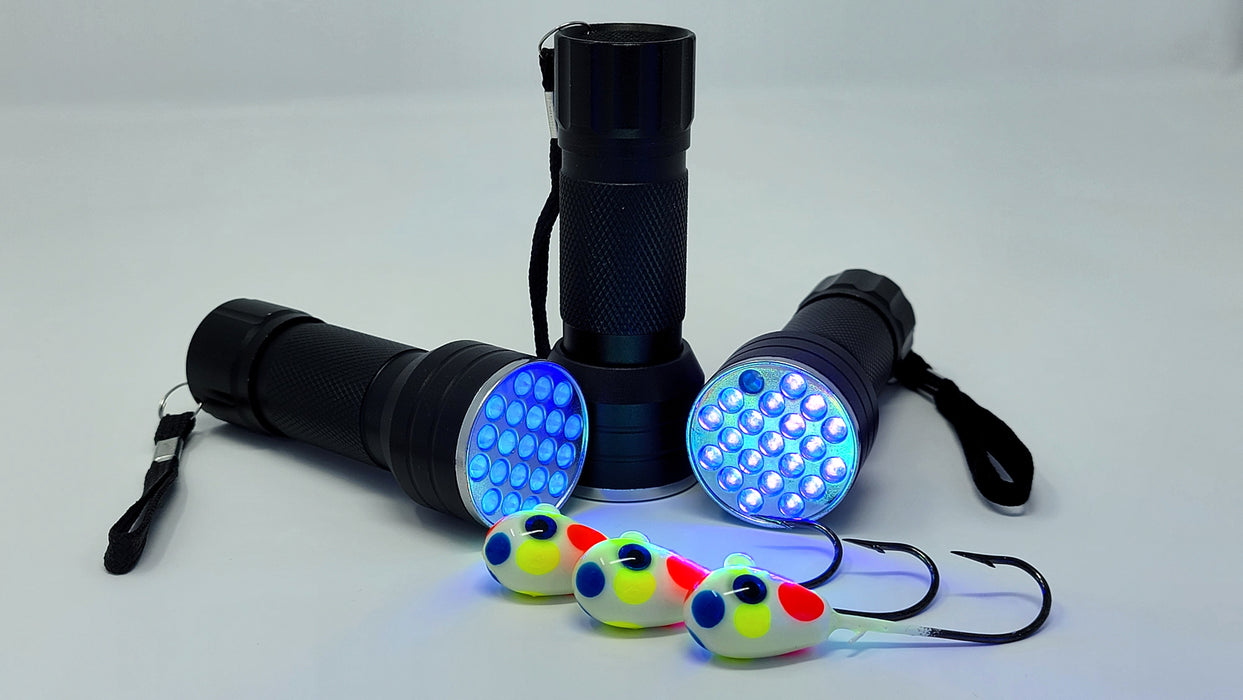 HCL UV Flashlight