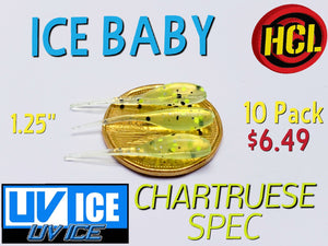 TightlinesUV Ice Baby - Panfish