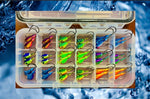 Tackle Box - Walleye - Pike - Trout - HCL Pro Angler Case