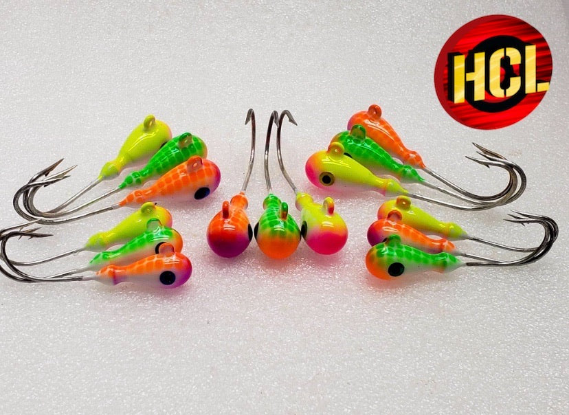 Small Batch - Big Game Jig Pack