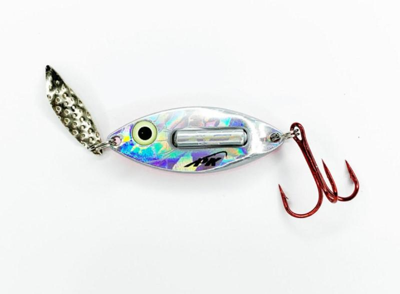 PK Lures Rattle Spoon