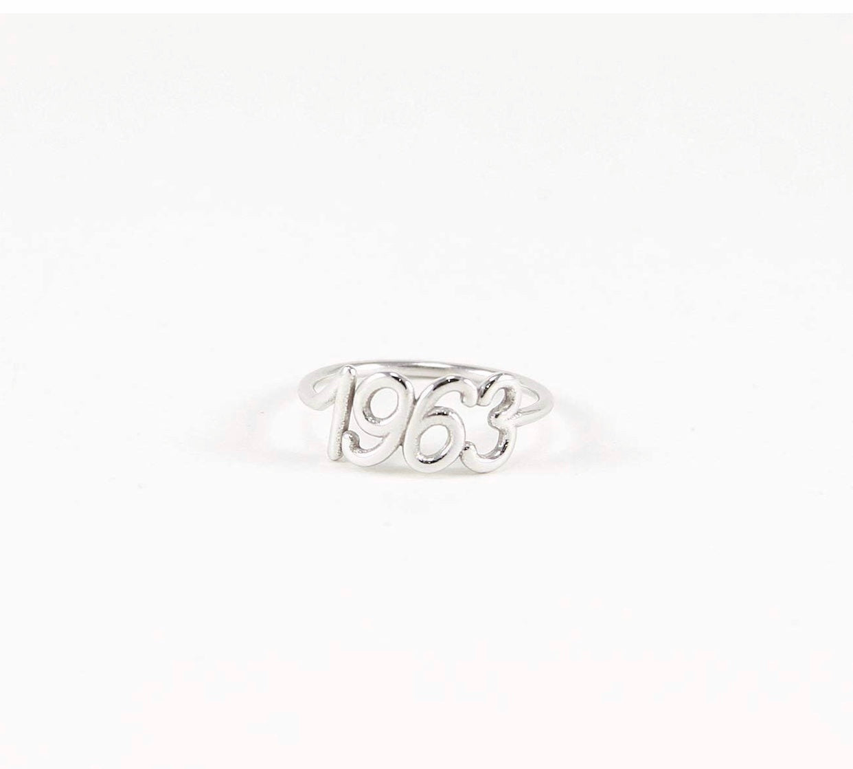 14 K Personalized Ring