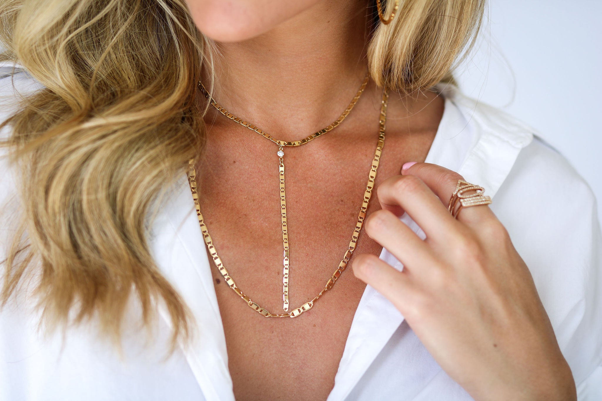 Sun Kissed Lariat