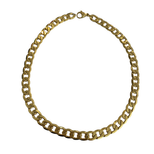 Sasha Cuban Link Necklace