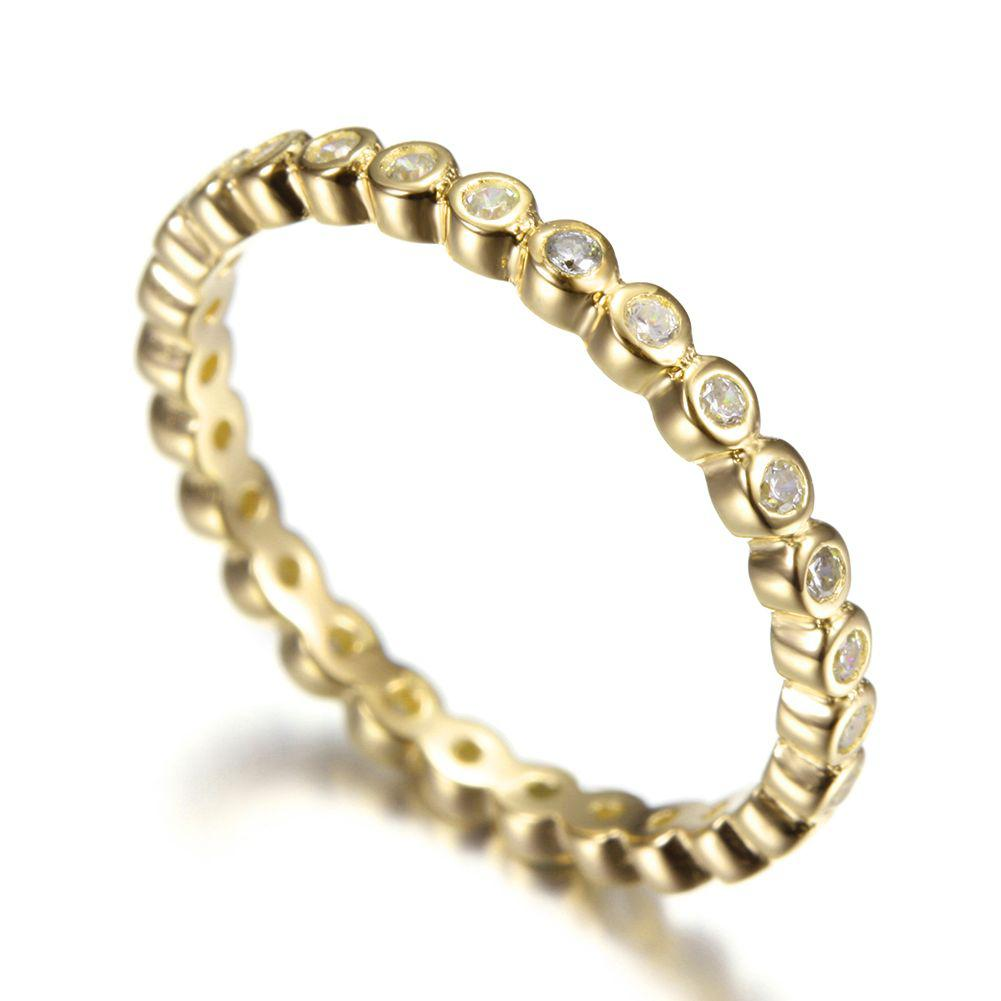 Mini Bezel Ring