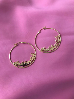 Personalized Hoops