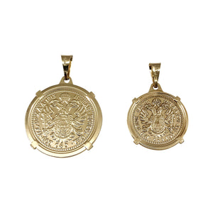Reversible Medallion