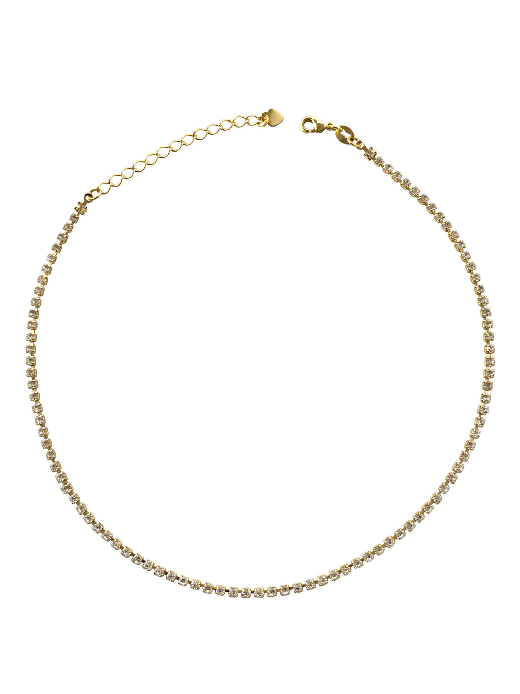 Talia Diamond Choker