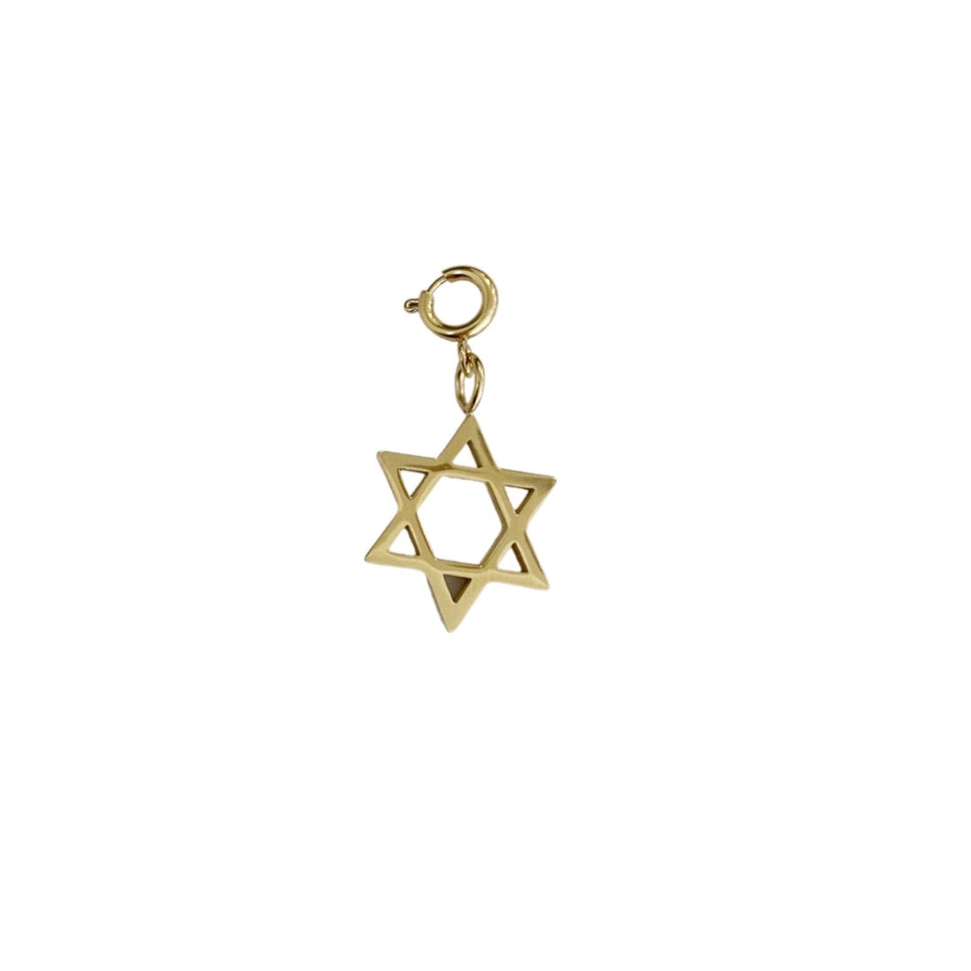 Removable Star of David