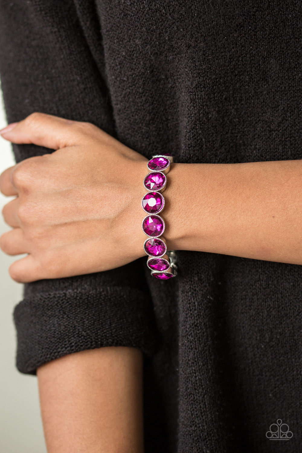 Number One Knockout - Pink - Pink Dragon Jewels