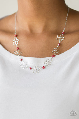 Always Abloom - Red - Pink Dragon Jewels