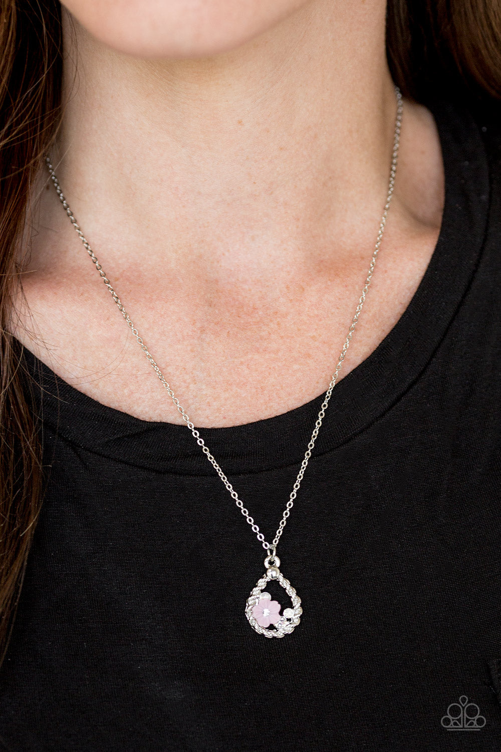 Serene Spring Showers - Pink - Pink Dragon Jewels