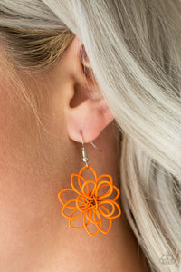 Springtime Serenity - Orange - Pink Dragon Jewels
