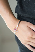 Load image into Gallery viewer, Hibiscus Hipster - Pink Paparazzi Bracelet - Pink Dragon Jewels