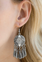 Load image into Gallery viewer, Whimsical Wind Chimes - Silver - Pink Dragon Jewels