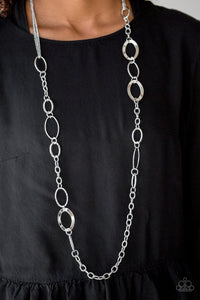 Chain Cadence - Silver - Pink Dragon Jewels