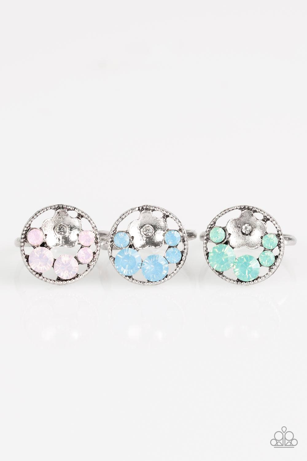 Opal Flower - Paparazzi Starlet Shimmer - Pink Dragon Jewels