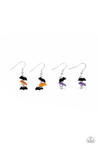 Halloween Bats - Paparazzi Starlet Shimmer - Pink Dragon Jewels
