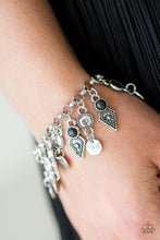 Load image into Gallery viewer, Triassic Trade Route - Black Paparazzi Bracelet - Pink Dragon Jewels