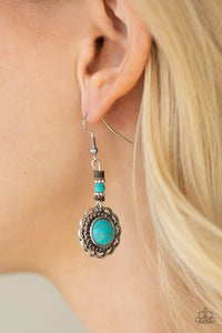 Desert Bliss - Multi Paparazzi Earring - Pink Dragon Jewels