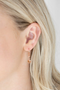 Fierce Flirt - Copper - Pink Dragon Jewels