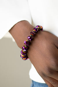 Beautifully Bewitching - Purple - Pink Dragon Jewels